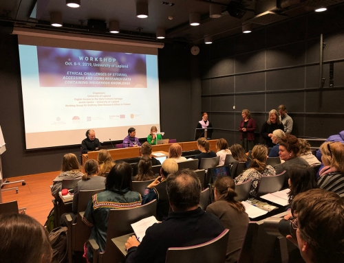 Ethical Challenges workshop 8.-9. October 2019, Rovaniemi